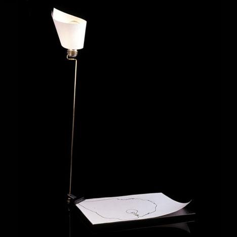 Paul Cocksedges Watt Lamp